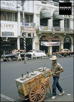 These rare color photos of the Philippines were shot in the 1950s, and they're amazing: http://www.filipiknow.net/philippines-in-the-1950s/