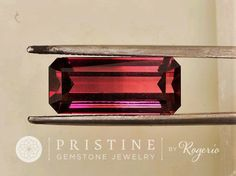 Hey, I found this really awesome Etsy listing at https://www.etsy.com/listing/75019661/pink-tourmaline-emerald-cut-over-9