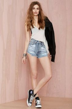 MinkPink Slasher Flick Cutoff Short - MinkPink | Shorts | Bottoms | Denim | Summer Essentials | Nasty Gal Denim