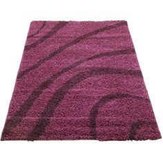 Naples Shaggy Wave Rug ($21) ❤ liked on Polyvore featuring home, rugs, contemporary area rugs, modern contemporary rugs, contemporary rugs, patterned rugs and plush area rugs