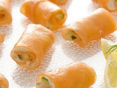 Smoked Salmon Rolls Recipe!