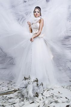 Jordi Dalmau 2013 Fall Bridal Collection