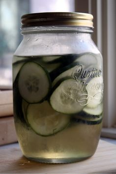vinegar pickles