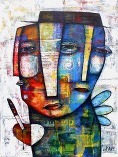 Between Good And Evil  by Dan Casado