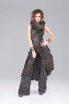 Αποτέλεσμα εικόνας για post apocalyptic fashion