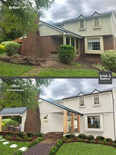 Over the past few months our designers at brick&batten have researched and discovered exterior home trends coming your way in Home Design, Design Blog, Design Ideas, Design Trends, Design Inspiration, Design Concepts, Exterior Colors, Exterior Paint, Exterior Design