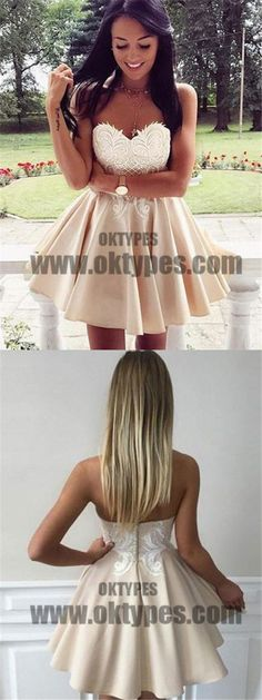 2018 New Arrival Boho Style Long Sleeve See Through Lace Top Blue Tulle Homecoming Dresses, The dress is fully lined, 4 bones in the bodice, chest pad in the bust, lace up back or zipper back Pretty Quinceanera Dresses, Cheap Homecoming Dresses, Dresses Short, Formal Dresses, Wedding Dresses, Hoco Dresses, Dance Dresses, Stylish Dresses, Ball Dresses