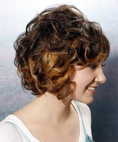 35 Best Short Curly Hairstyles 2013 – 2014 | http://www.short-haircut.com/35-best-short-curly-hairstyles-2013-2014.html