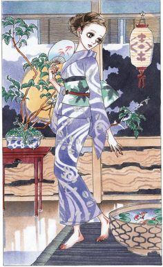 by Moyoco Anno 安野モヨコ Manga Girl, Manga Anime, Anime Art, Manga Artist, Hand Art, Manga Illustration, Manga Characters, Aesthetic Art, Doodle Art