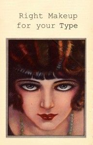 How to do Vintage Style Makeup : 1920s, 1930s, 1940s, 1950s