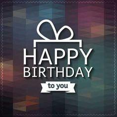 Gambar Animasi Happy Birthday