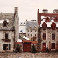 Quebec City / photo by Virginia Mae Rollison