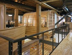 Marmol Tadziner (TBWA/Vhiat/Day's renovation project in San Francisco)
