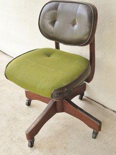 Vintage Industrial Urban Rustic Desk/Office by rustbelttreasures, $145.00