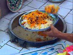 National food of Uzbekistan - YouTube