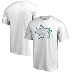 San Jose Sharks WhiteOut T-Shirt - White