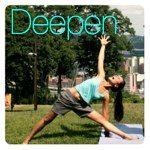 Ep 96: 30 Min Intermediate Yoga Class For Quick Rejuvenation [Video] | Elsie's Yoga Kula   I like this site a lot. Yoga!