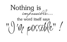 Inspirational Wall Decals Quotes