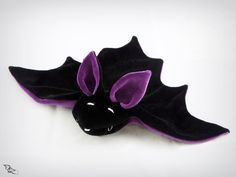 Hey, I found this really awesome Etsy listing at https://www.etsy.com/listing/150891018/cuddly-bat