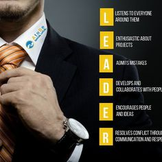 Leader. What it takes to be one!!!