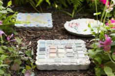 New Ideas | DIY Concrete Stepping Stones