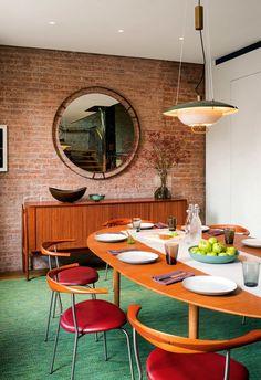 Aber das Dach muss weg! Architekt Andrew Franz coachte ein altes Kaviarlager in Tribeca zur lichten Wohnetage.