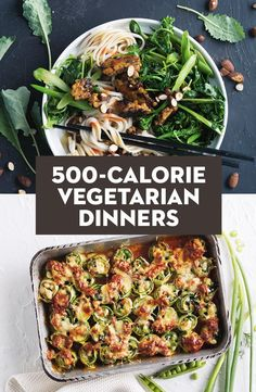 50 vegetarian dinners under 500 calories - Recipes Low Calorie Vegetarian Recipes, Vegetarian Dinners, Vegetarian Recipes Dinner, Veggie Recipes, Cooking Recipes, Healthy Recipes, Veggie Dinners, 500 Calorie Dinners, Dinners Under 500 Calories