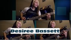Desiree Bassett: You're No Good   Just playing a little guitar solo cover of Linda Ronstadt's You're No Good You're No Good (Cover Guitar Solo) Desiree Bassett