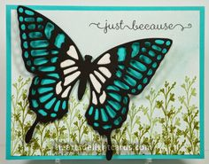 Heart's Delight Cards: Have I Mentioned I Love Butterflies?