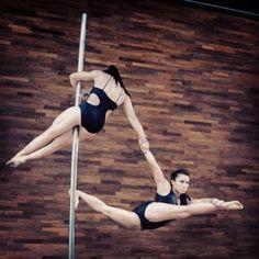 Viva Circus Pole Doubles