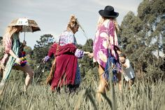 Electric Forest 2013 . Style Inspiration . Festival Style . Fringe . Western . Hippie
