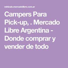 Mercado Libre Argentina - Donde comprar y vender de 383420ca99f