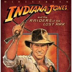 Indiana Jones and the Raiders of the Lost Ark.  Some of the best movie-watching one could ever ask for!