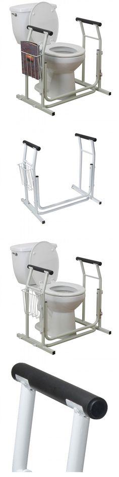 Handles and Rails: Bath Shower Grab Bars Home Care 36 Inch Grab ...