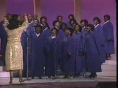 He's Worthy - Sandra Crouch and Friends