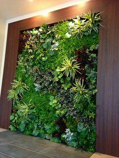 Fresh ein mobiler vertikal Garten wenn Sie viel umziehen m ssen mur vegetal Pinterest