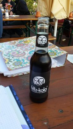 Fritz-kola Fritz Kola, Beer Bottle, Drinks, Food, Drinking, Beverages, Essen, Beer Bottles, Drink