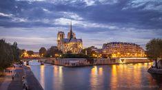 Fiume Senna Parigi