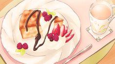 anime sweets gif - Google Search