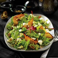 Caramelized Pear and Walnut Salad | PC.ca
