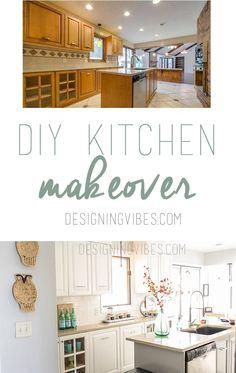 Diy kitchen diy blog pinterest kitchen soffit crown moldings