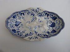 Ravier petit plat Creil Montereau FLORA Decoration, Tableware, Dish, Decor, Dinnerware, Dishes, Decorating, Decorations, Dekoration