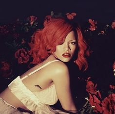 Rihanna Only Girl In The World wallpaper for your desktop. Rihanna backgrounds optimized for all computer screens. Rihanna Album Cover, Rihanna Albums, Rihanna Red Hair, Rihanna Fenty, Rihanna Style, Lund, Rihanna Photoshoot, Photoshoot Ideas, Photoshoot Style