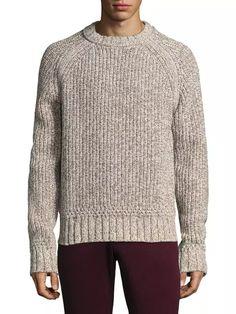 c5975666f0bbaf J.Lindeberg Fisherman Wool Sweater Size US M   EU 48-50   2