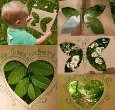 Forest School Activities, Nature Activities, Science Activities, Preschool Activities, Theme Nature, Art Nature, Outdoor Education, Reggio Emilia, Patterns In Nature