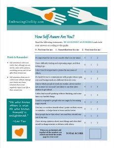Self Awareness Quiz (2)