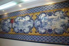 Jorge Colaço   Lisboa   Rua Condes de Monsanto, 4 [© Patrícia Nóbrega] #Azulejo #Lisboa #JorgeColaço