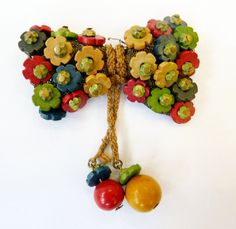Miriam Haskell brooch. Estimate £50.00 to £70.00 (Lot no: 248 in sale on 05/08/2014) The Cotswold Auction Company