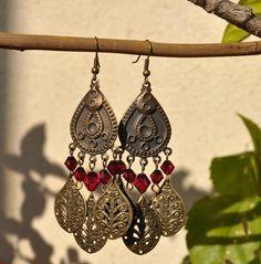 Gipsy earrings!