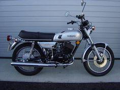 Yamaha RD350 1975